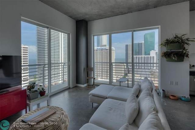 133 NE 2nd Ave #2702, Miami, FL 33132 (#F10241989) :: Ryan Jennings Group