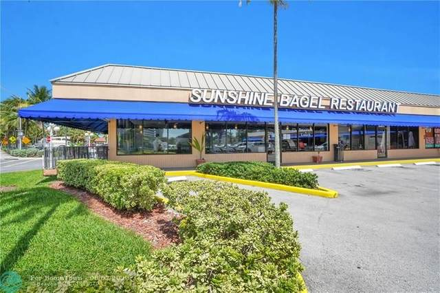 2608 N Ocean Blvd, Pompano Beach, FL 33062 (#F10242001) :: Posh Properties