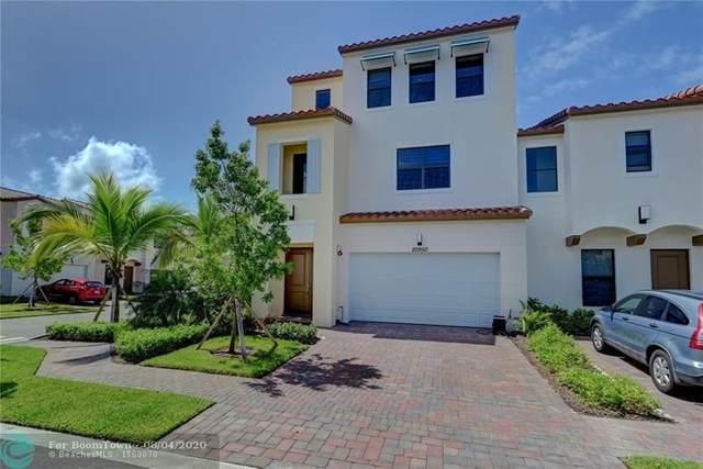 20950 NW 1st Ct, Pembroke Pines, FL 33029 (#F10242005) :: Posh Properties