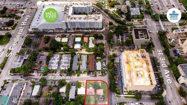 401 SE 16th St, Fort Lauderdale, FL 33316 (MLS #F10242028) :: The Howland Group