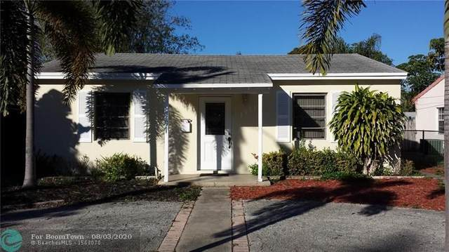 1333 NE 1st Ave, Fort Lauderdale, FL 33304 (MLS #F10242046) :: Berkshire Hathaway HomeServices EWM Realty