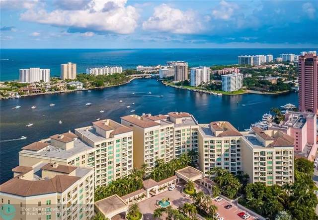 550 SE 5th Ave 203S, Boca Raton, FL 33432 (MLS #F10242065) :: The Howland Group