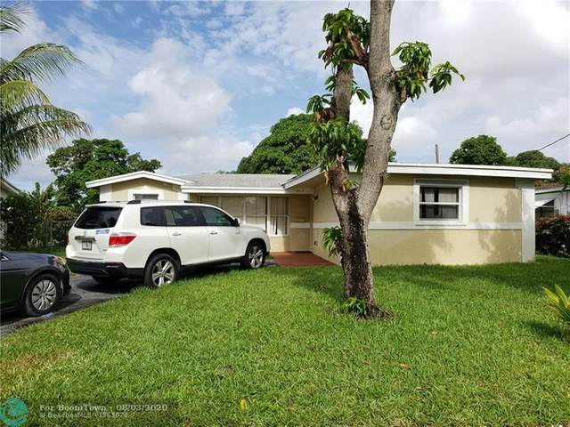 3573 NW 37th Ave, Lauderdale Lakes, FL 33309 (MLS #F10242091) :: Berkshire Hathaway HomeServices EWM Realty