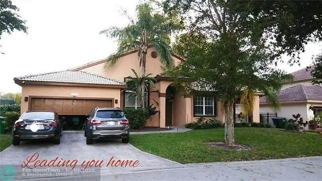 4341 Nw 90Th Terrace, Coral Springs, FL 33065 (#F10242121) :: Dalton Wade