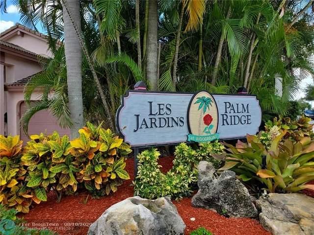 8550 NW 79th St, Tamarac, FL 33321 (MLS #F10242131) :: Berkshire Hathaway HomeServices EWM Realty