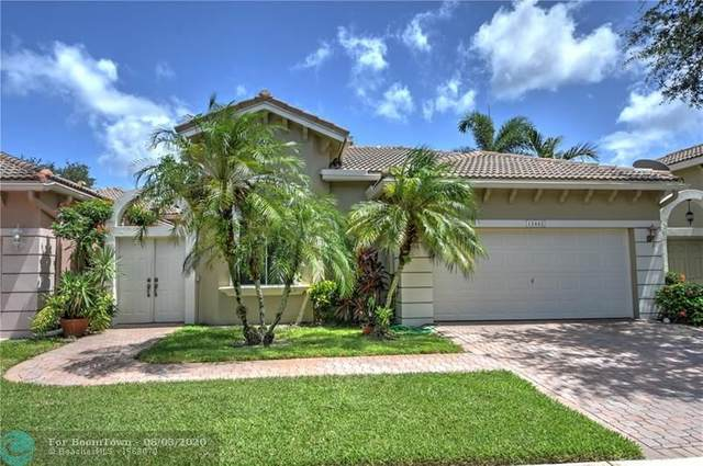 12442 NW 57th St, Coral Springs, FL 33076 (MLS #F10242140) :: The Jack Coden Group