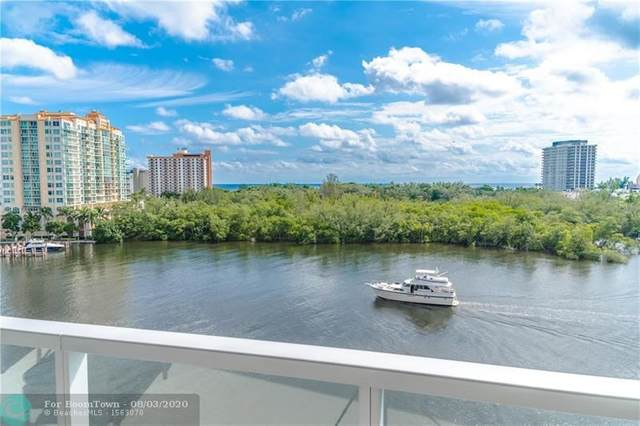 920 Intracoastal Dr #702, Fort Lauderdale, FL 33304 (MLS #F10242141) :: Berkshire Hathaway HomeServices EWM Realty