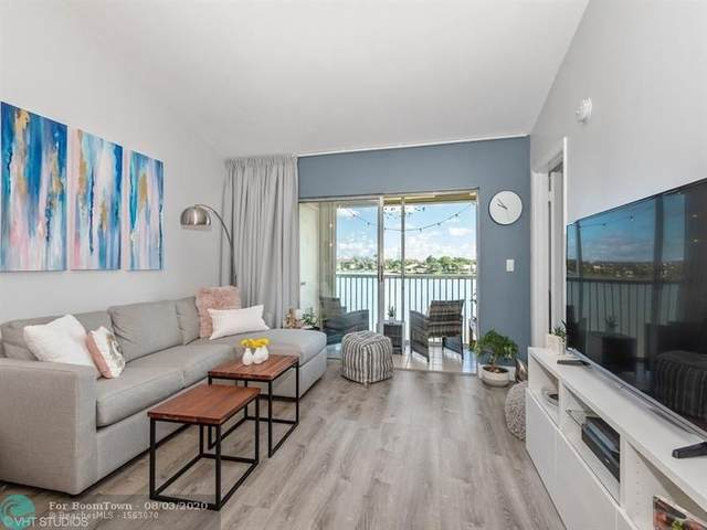 5520 Lakeside Dr #207, Margate, FL 33063 (MLS #F10242160) :: The Jack Coden Group