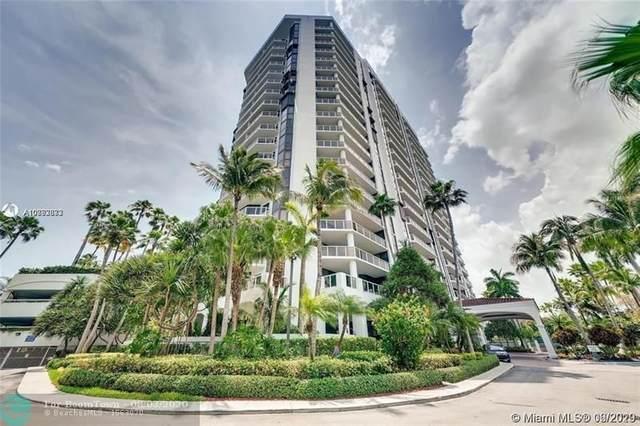 3600 Yacht Club Drive #502, Aventura, FL 33180 (#F10242163) :: Posh Properties