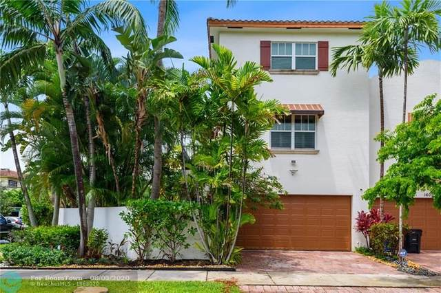900 NE 16th Ave #900, Fort Lauderdale, FL 33304 (MLS #F10242184) :: The Paiz Group