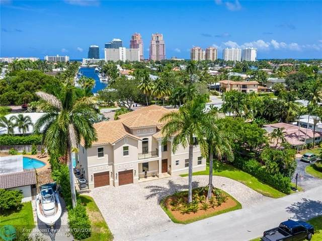 2456 NE 27th Ter, Fort Lauderdale, FL 33305 (MLS #F10242238) :: The Howland Group