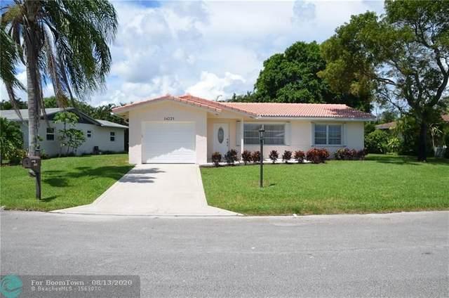 14225 E El Clavel Way, Delray Beach, FL 33484 (MLS #F10242262) :: Berkshire Hathaway HomeServices EWM Realty