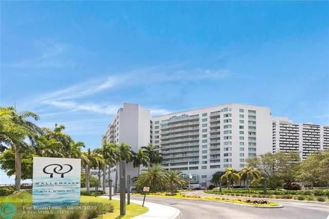 2670 E Sunrise Blvd #817, Fort Lauderdale, FL 33304 (MLS #F10242278) :: Berkshire Hathaway HomeServices EWM Realty