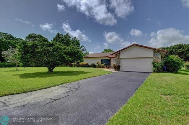 8810 NW 21st St, Coral Springs, FL 33071 (MLS #F10242279) :: Berkshire Hathaway HomeServices EWM Realty