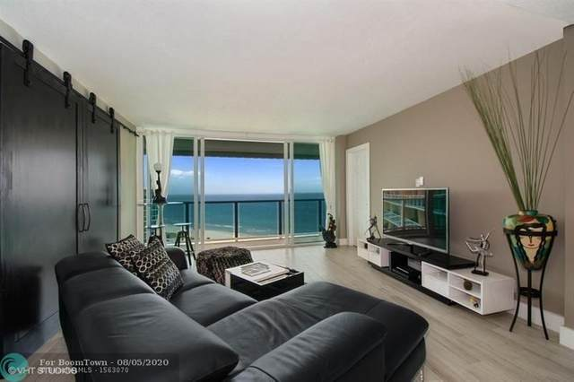 333 NE 21st Ave #1802, Deerfield Beach, FL 33441 (MLS #F10242299) :: The Paiz Group