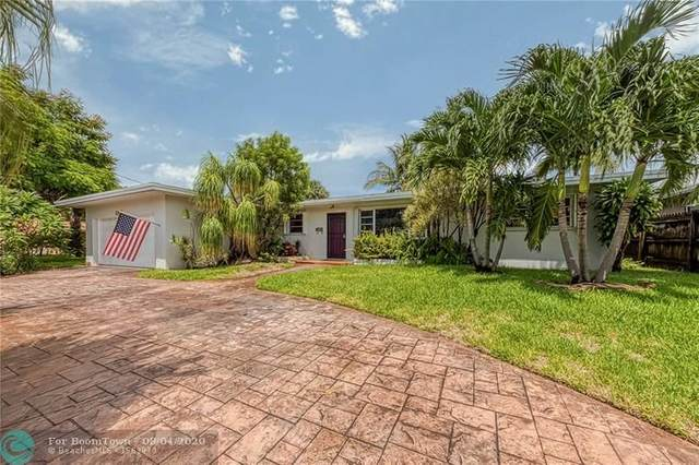 2312 NE 15th Ave, Wilton Manors, FL 33305 (MLS #F10242311) :: The Howland Group
