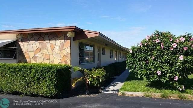 2439 Polk St #2, Hollywood, FL 33020 (MLS #F10242332) :: Lucido Global