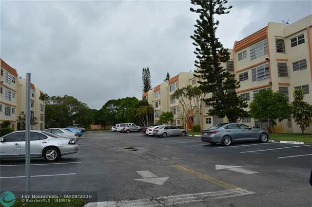 2501 NW 41st Ave #302, Lauderhill, FL 33313 (MLS #F10242351) :: Green Realty Properties