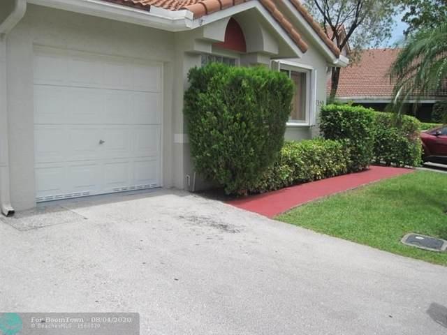 7350 Pinewalk Dr S 60-13, Margate, FL 33063 (MLS #F10242389) :: Berkshire Hathaway HomeServices EWM Realty