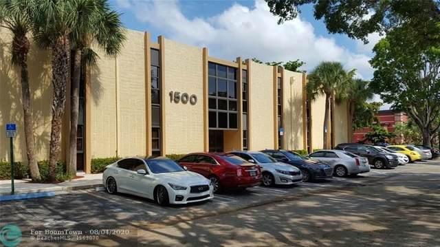 1500 N University Dr #108, Coral Springs, FL 33071 (MLS #F10242396) :: Berkshire Hathaway HomeServices EWM Realty