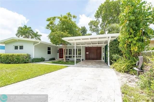 1364 SE 14th St, Fort Lauderdale, FL 33316 (MLS #F10242403) :: Berkshire Hathaway HomeServices EWM Realty