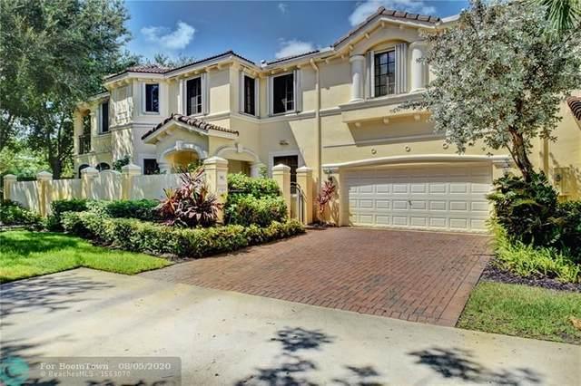 1585 Passion Vine Cir 10-1, Weston, FL 33326 (MLS #F10242430) :: Green Realty Properties
