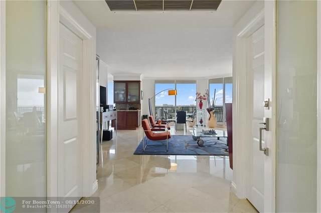 100 S Birch Road 2504E, Fort Lauderdale, FL 33316 (MLS #F10242450) :: Green Realty Properties