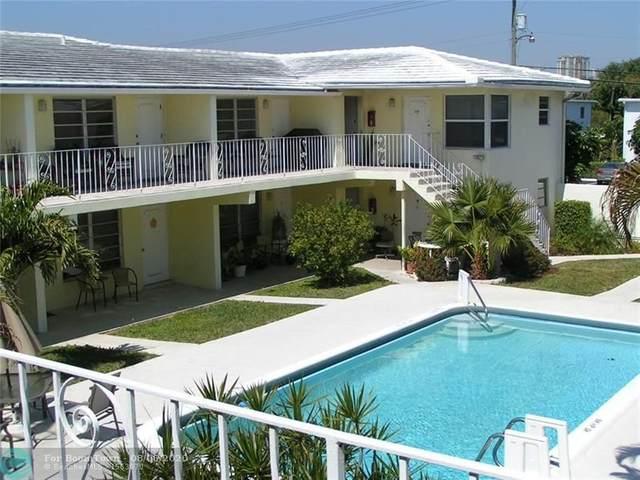 1012 SE 15th St #107, Fort Lauderdale, FL 33316 (MLS #F10242451) :: Green Realty Properties