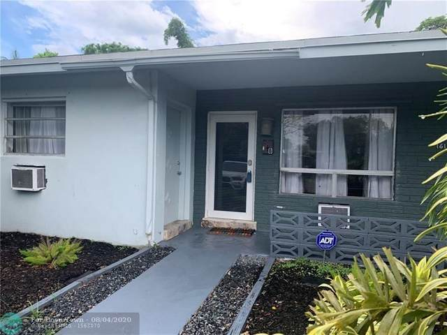 1618 NE 33rd St B, Oakland Park, FL 33334 (MLS #F10242472) :: THE BANNON GROUP at RE/MAX CONSULTANTS REALTY I