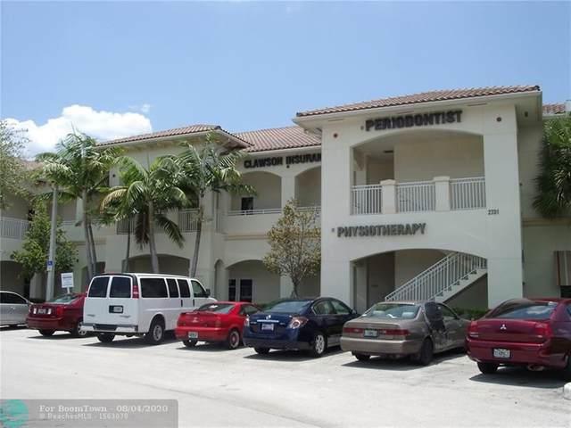 2731 Executive Park Dr #4, Weston, FL 33331 (MLS #F10242491) :: Green Realty Properties