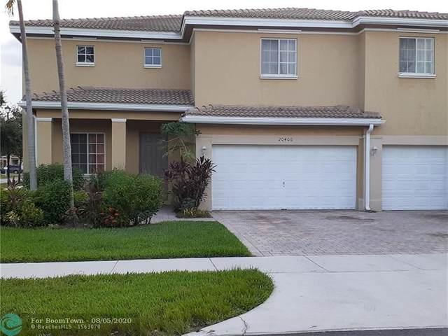 20406 NW 8th Ct, Miami Gardens, FL 33169 (MLS #F10242496) :: Berkshire Hathaway HomeServices EWM Realty