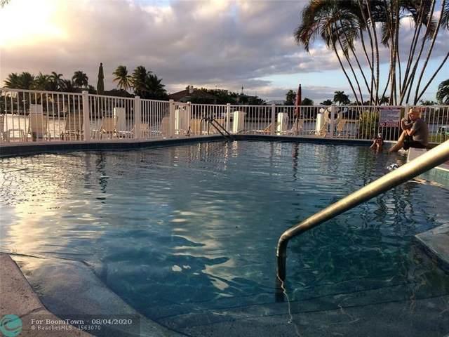 605 N Riverside Dr #19, Pompano Beach, FL 33062 (#F10242500) :: Posh Properties
