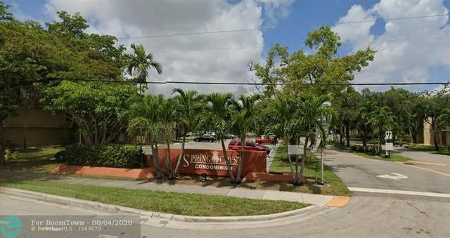 4215 N University Dr #308, Sunrise, FL 33351 (MLS #F10242508) :: THE BANNON GROUP at RE/MAX CONSULTANTS REALTY I