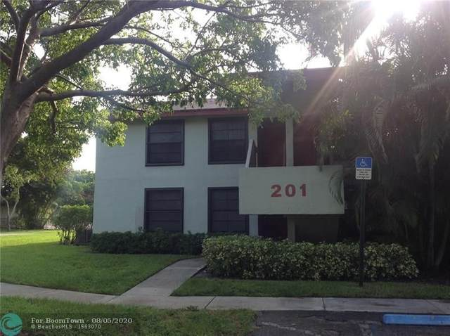 201 Lake Pointe Dr #101, Oakland Park, FL 33309 (MLS #F10242510) :: The Paiz Group