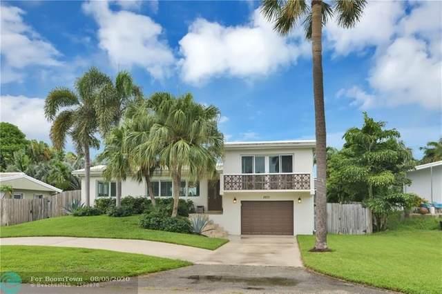 2671 NE 18th St, Pompano Beach, FL 33062 (#F10242517) :: Posh Properties