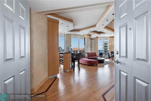 100 S Birch Rd 2702C, Fort Lauderdale, FL 33316 (MLS #F10242521) :: Green Realty Properties