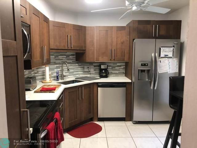 3300 Spanish Moss Ter #105, Lauderhill, FL 33319 (MLS #F10242529) :: The Paiz Group