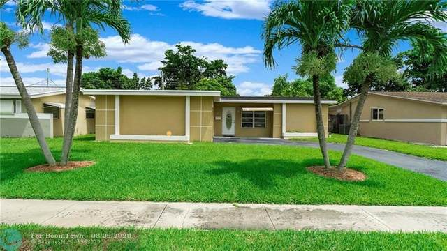 6531 NW 24th Pl, Sunrise, FL 33313 (MLS #F10242551) :: Green Realty Properties