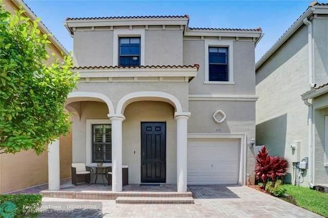 676 NE 191st Terrace, Miami, FL 33179 (MLS #F10242553) :: Castelli Real Estate Services