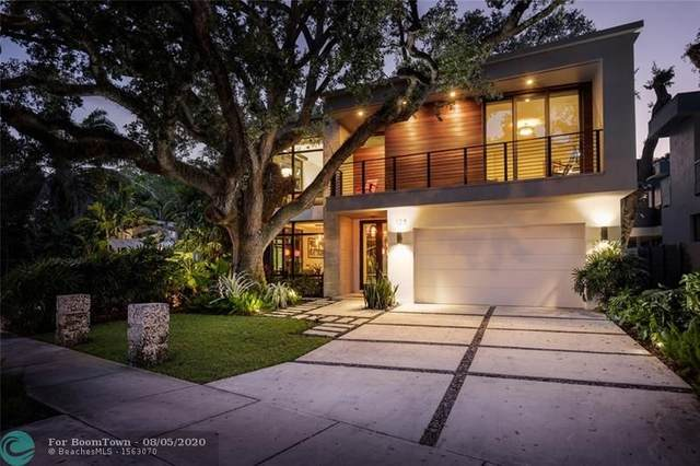 125 N Victoria Park Rd, Fort Lauderdale, FL 33301 (MLS #F10242560) :: The Howland Group