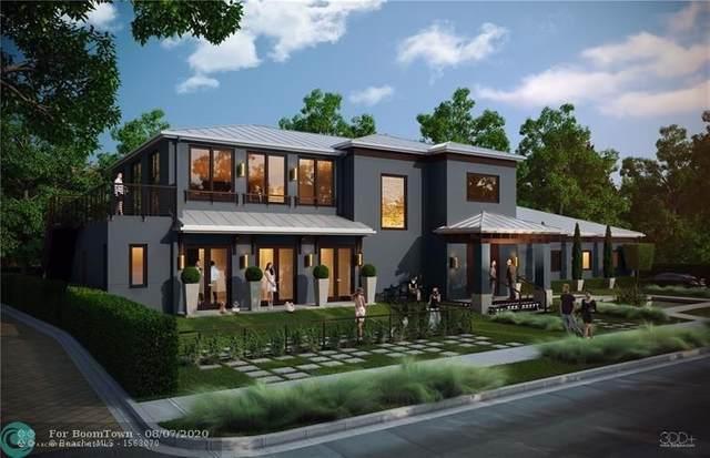 205 SE 20th St, Fort Lauderdale, FL 33316 (MLS #F10242578) :: Berkshire Hathaway HomeServices EWM Realty