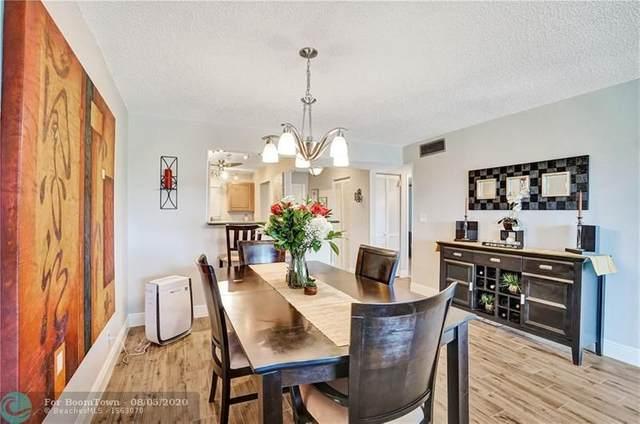 5860 NW 44th St #707, Lauderhill, FL 33319 (MLS #F10242587) :: Green Realty Properties
