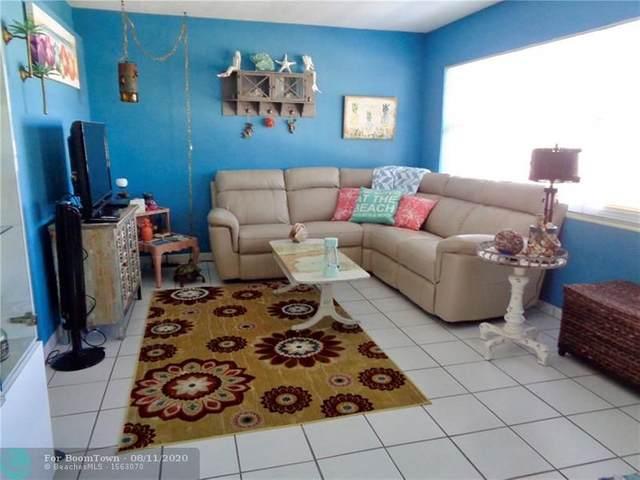 3212 NE 8th Ct #14, Pompano Beach, FL 33062 (MLS #F10242611) :: Berkshire Hathaway HomeServices EWM Realty
