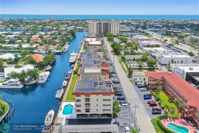 5100 Bayview Dr #405, Fort Lauderdale, FL 33308 (#F10242627) :: Ryan Jennings Group