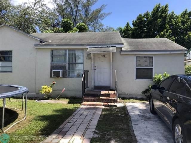 728 NW 66th St, Miami, FL 33150 (MLS #F10242628) :: Castelli Real Estate Services