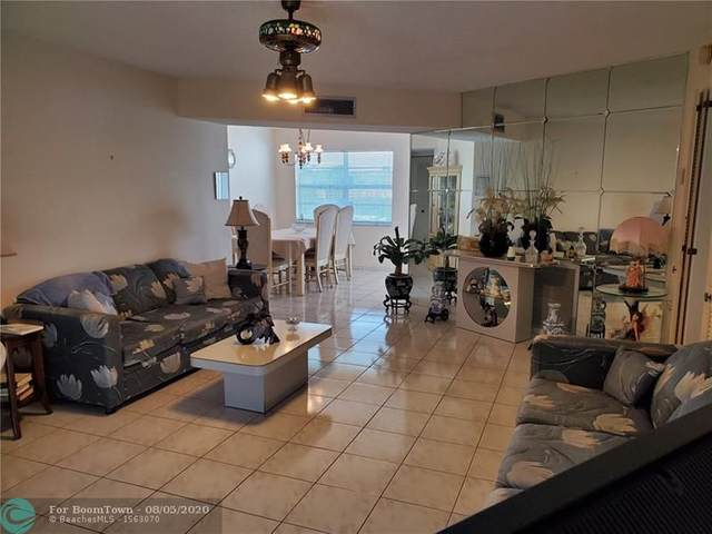 4050 NW 42nd Ave #419, Lauderdale Lakes, FL 33319 (#F10242653) :: The Rizzuto Woodman Team
