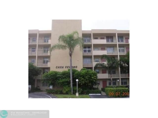 2400 NE 10th St #206, Pompano Beach, FL 33062 (MLS #F10242684) :: Castelli Real Estate Services