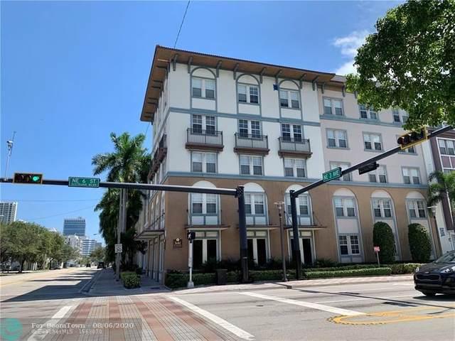 533 NE 3rd Ave #532, Fort Lauderdale, FL 33301 (#F10242690) :: Ryan Jennings Group