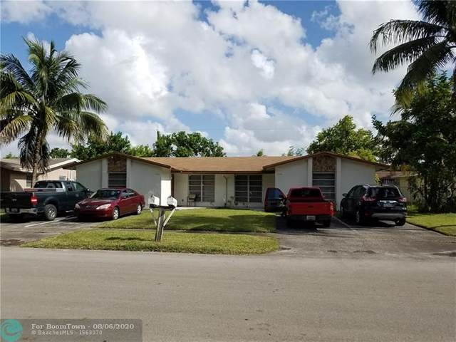 5900 NW 20th St, Lauderhill, FL 33313 (#F10242702) :: The Reynolds Team/ONE Sotheby's International Realty