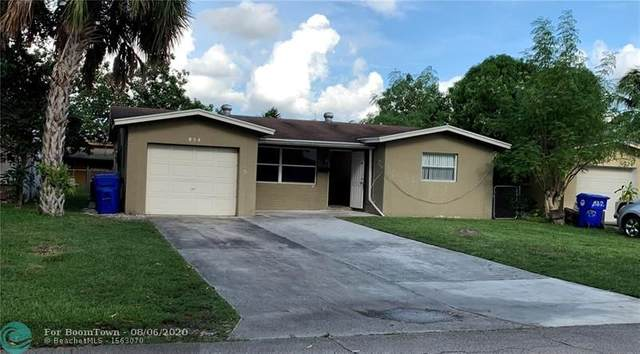 824 SW 64th Ter, North Lauderdale, FL 33068 (#F10242706) :: The Reynolds Team/ONE Sotheby's International Realty